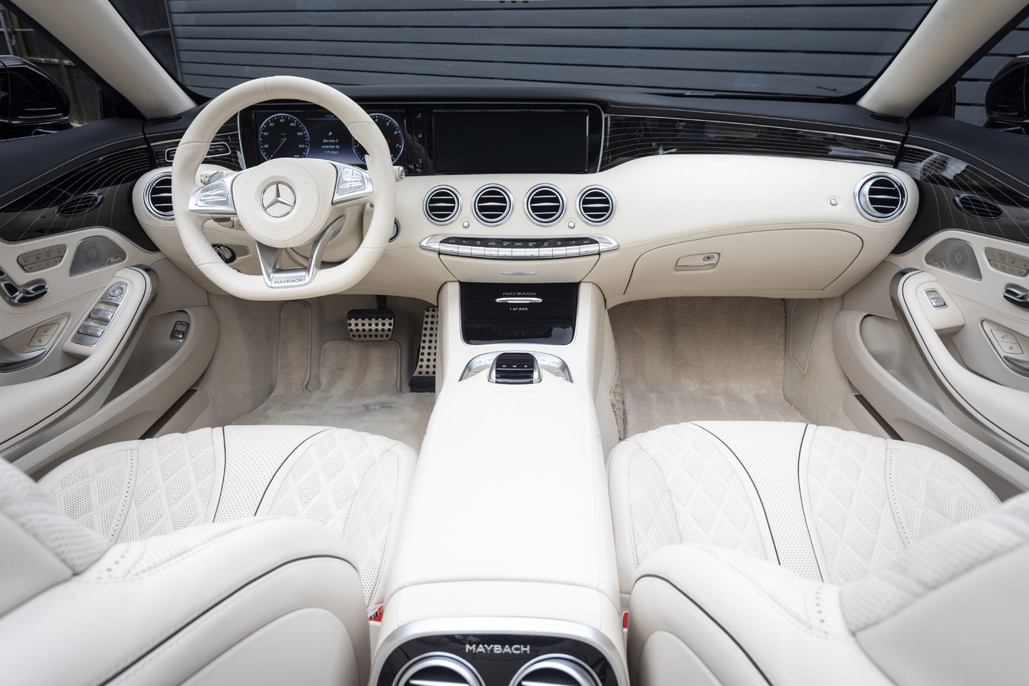 2019 S650 Cabriolet LHD (DELIVERY MILES) For Sale (picture 4 of 6)