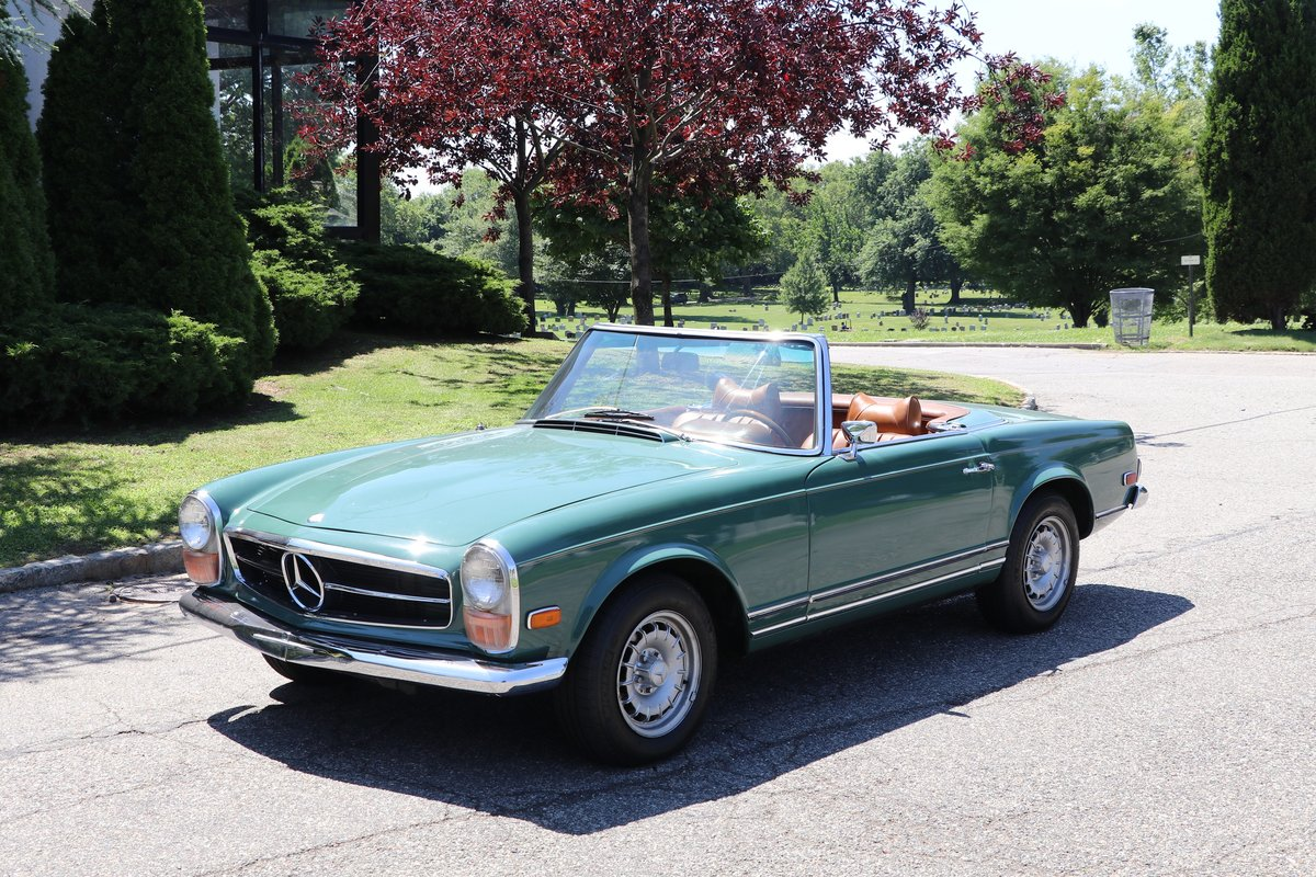 1969 Mercedes-Benz 280SL For Sale (picture 1 of 6)