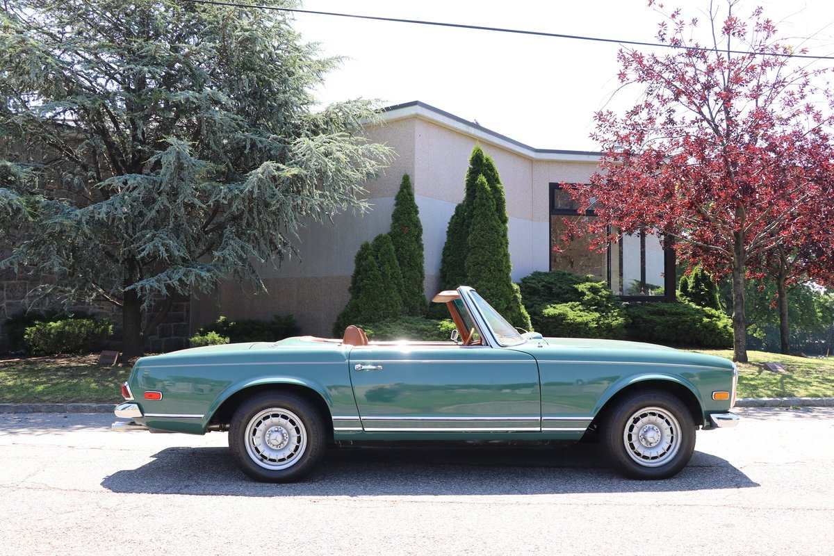 1969 Mercedes-Benz 280SL For Sale (picture 2 of 6)
