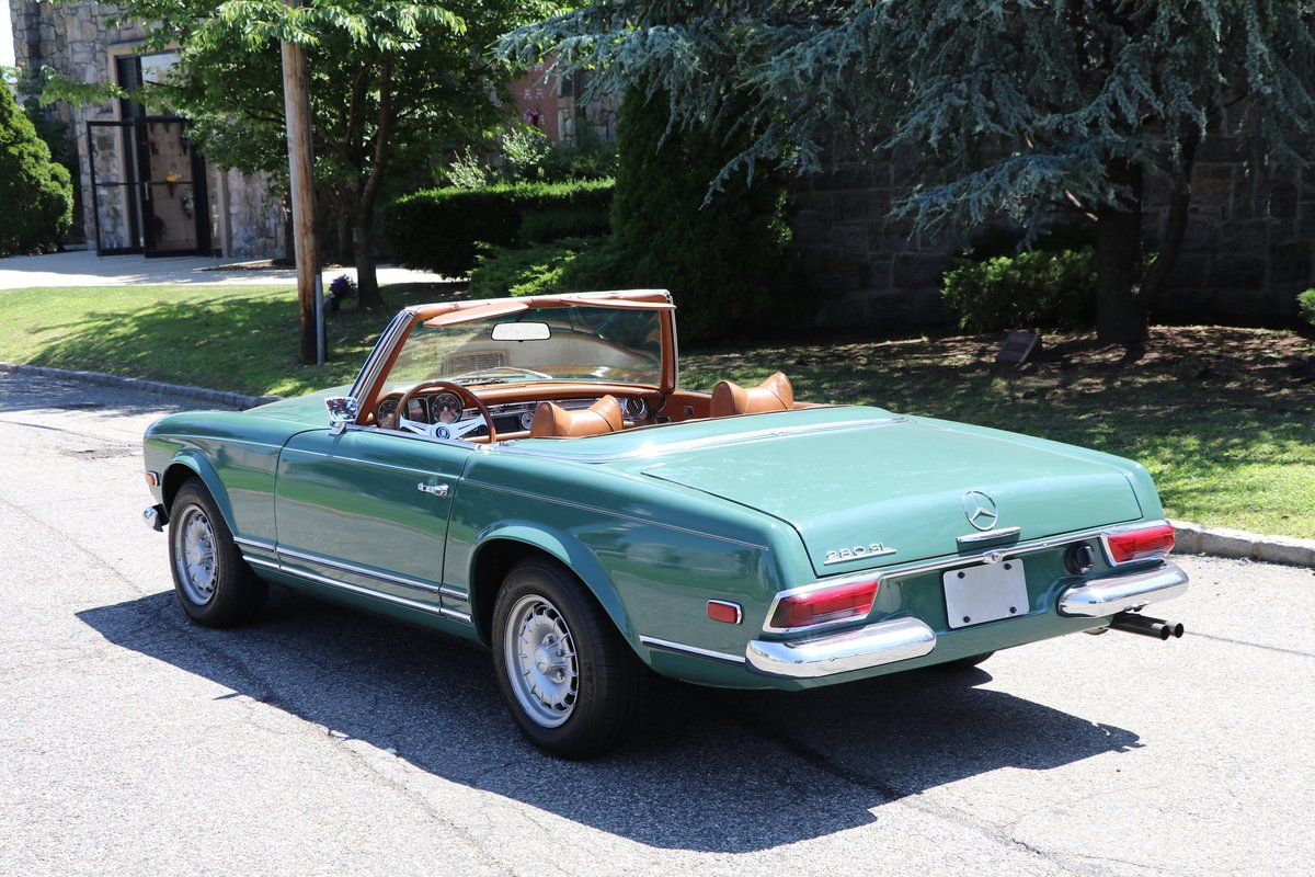 1969 Mercedes-Benz 280SL For Sale (picture 3 of 6)