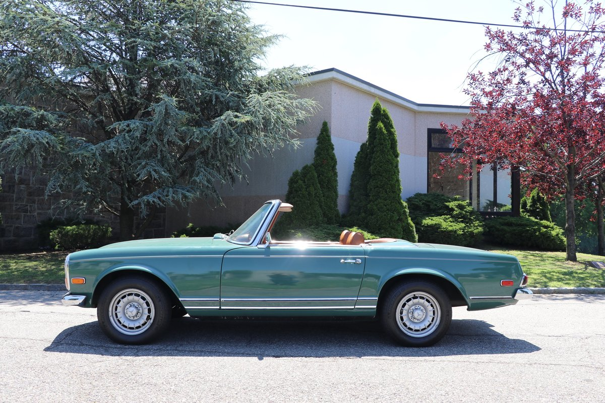 1969 Mercedes-Benz 280SL For Sale (picture 4 of 6)