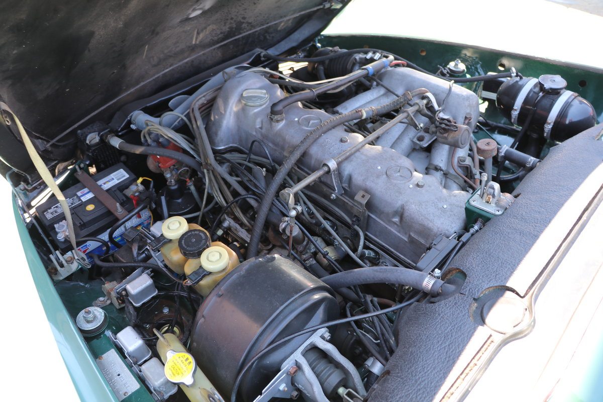 1969 Mercedes-Benz 280SL For Sale (picture 6 of 6)