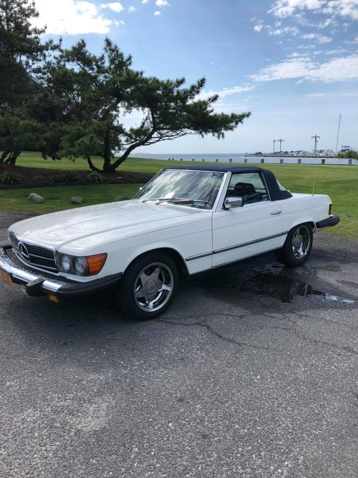 1982 Mercedes 380SL Convertible (West Islip, NY) $24,900 obo For Sale (picture 4 of 6)