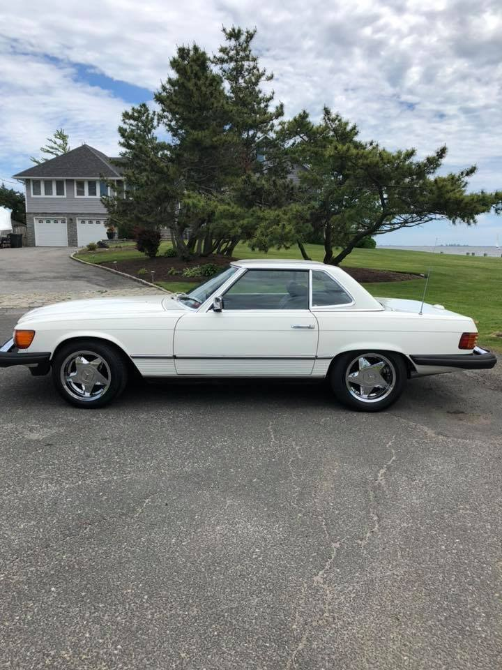 1982 Mercedes 380SL Convertible (West Islip, NY) $24,900 obo For Sale (picture 6 of 6)