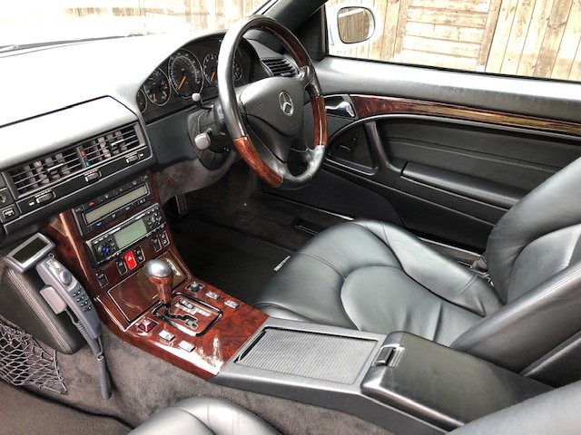 2001 Mercedes SL 280 Special Edition For Sale (picture 3 of 6)