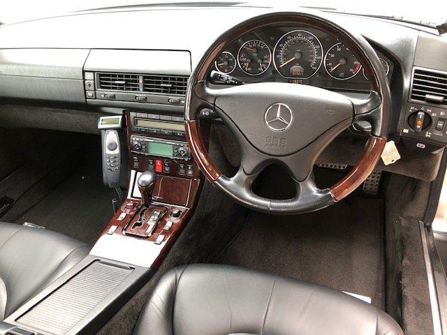 2001 Mercedes SL 280 Special Edition For Sale (picture 4 of 6)