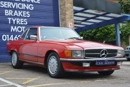1988 Mercedes 300 SL - 146,000 Miles For Sale (picture 1 of 6)