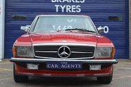 1988 Mercedes 300 SL - 146,000 Miles For Sale (picture 2 of 6)