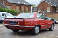 1988 Mercedes 300 SL - 146,000 Miles For Sale (picture 4 of 6)