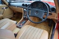 1988 Mercedes 300 SL - 146,000 Miles For Sale (picture 5 of 6)