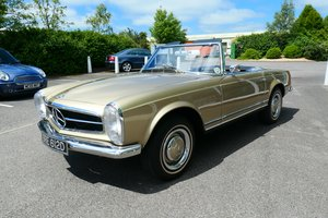 Picture of 1966 Mercedes SL Class SL W113 230SL Pagoda Convertible SOLD