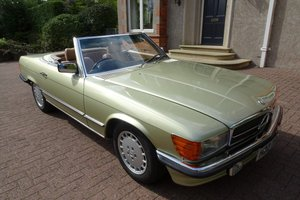 1984 Exceptional r108 280 sl mercedes For Sale