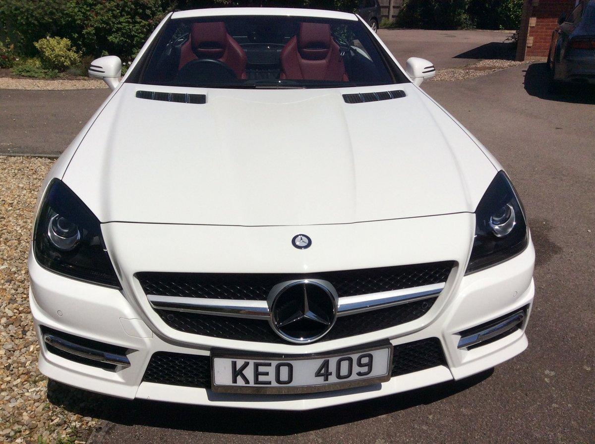2014 Mercedes SLK250CDI For Sale (picture 1 of 6)