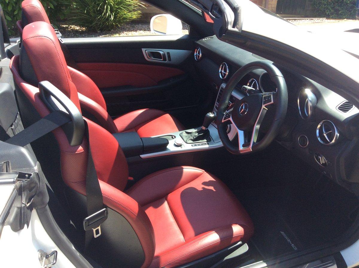 2014 Mercedes SLK250CDI For Sale (picture 2 of 6)