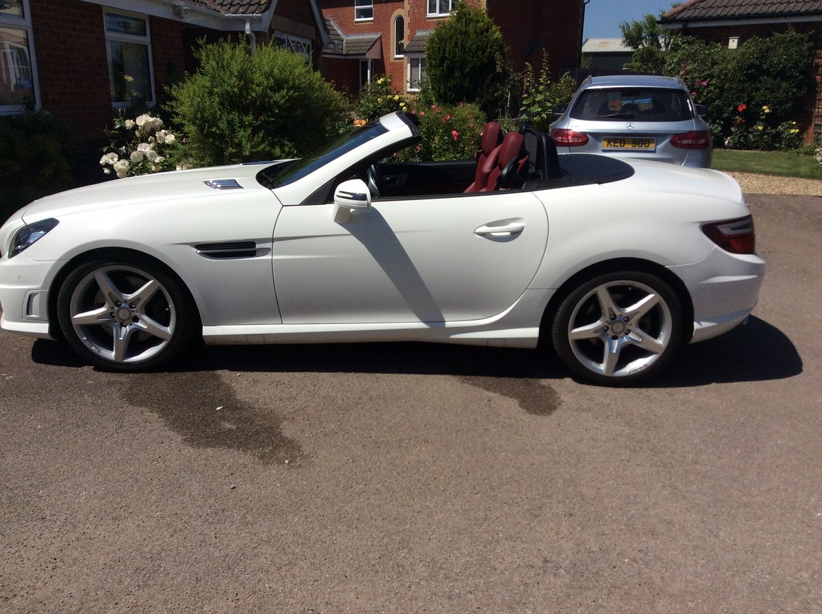 2014 Mercedes SLK250CDI For Sale (picture 3 of 6)