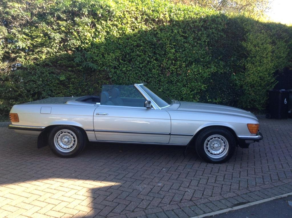 1983 Mercedes SL Class 2 OWNERS FROM NEW For Sale   Car And Classic
