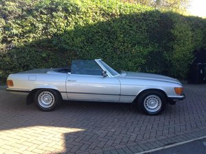 1983 Mercedes SL Class 2 OWNERS FROM NEW For Sale