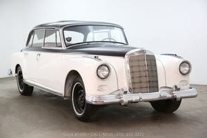 1959 Mercedes-Benz 300D Adenaur For Sale