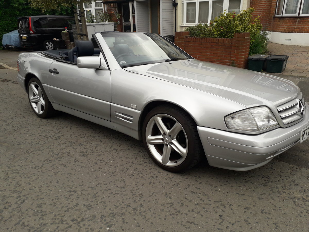1998 Mercedes sl320 r129 For Sale (picture 1 of 6)