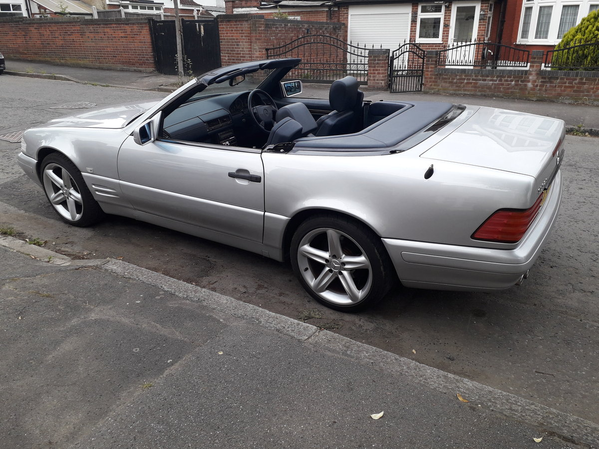 1998 Mercedes sl320 r129 For Sale (picture 5 of 6)