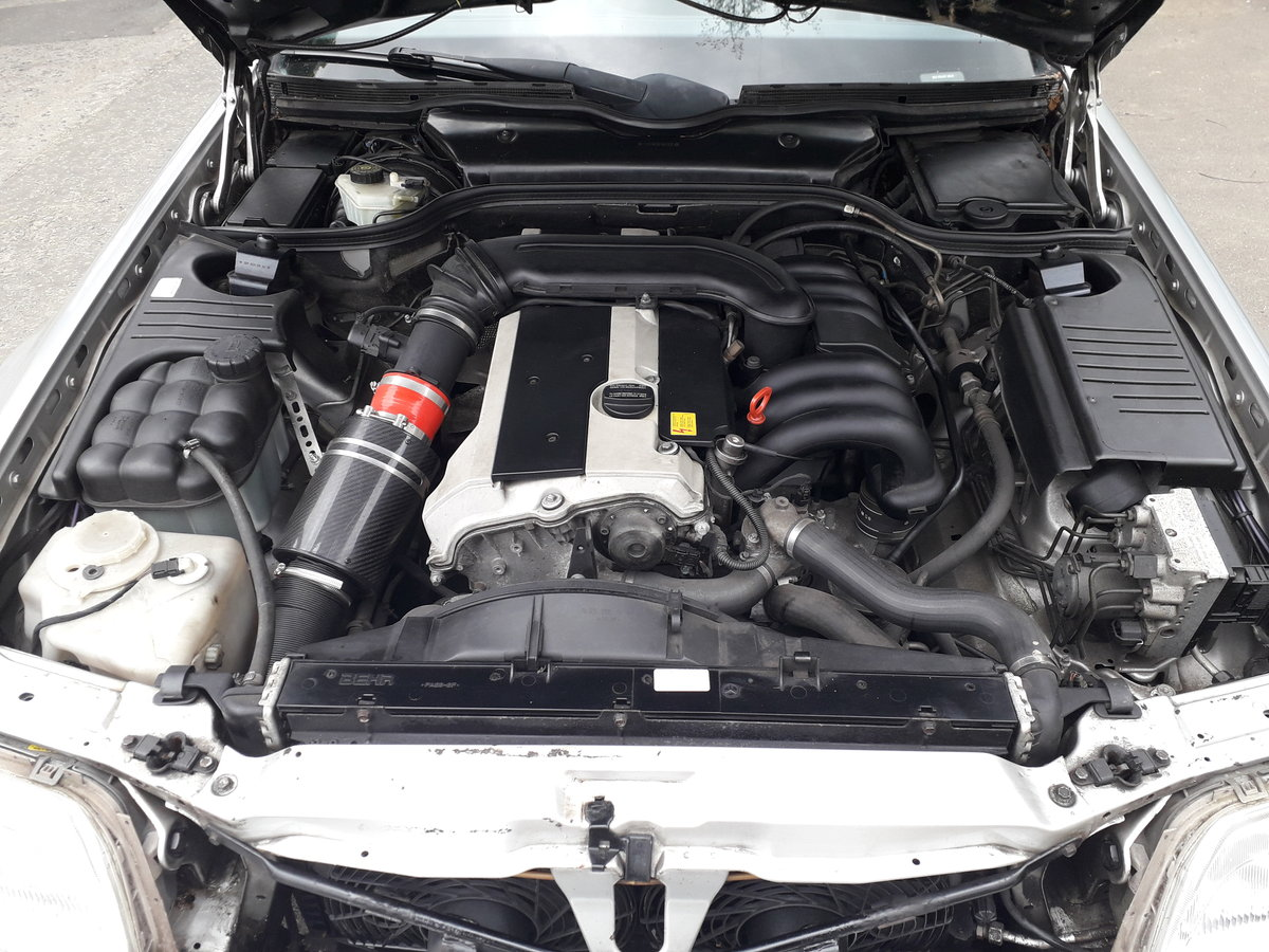 1998 Mercedes sl320 r129 For Sale (picture 3 of 6)