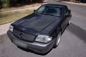 1992 Mercedes SL 500 Cabrio For Sale