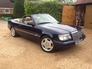 1996 Mercedes 220 Sportline Convertible For Sale