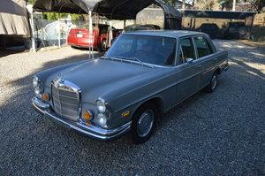1971 Mercedes Benz 280SE 4.5 SOLD
