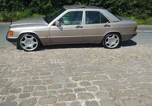 1993 mercedes 190 e For Sale