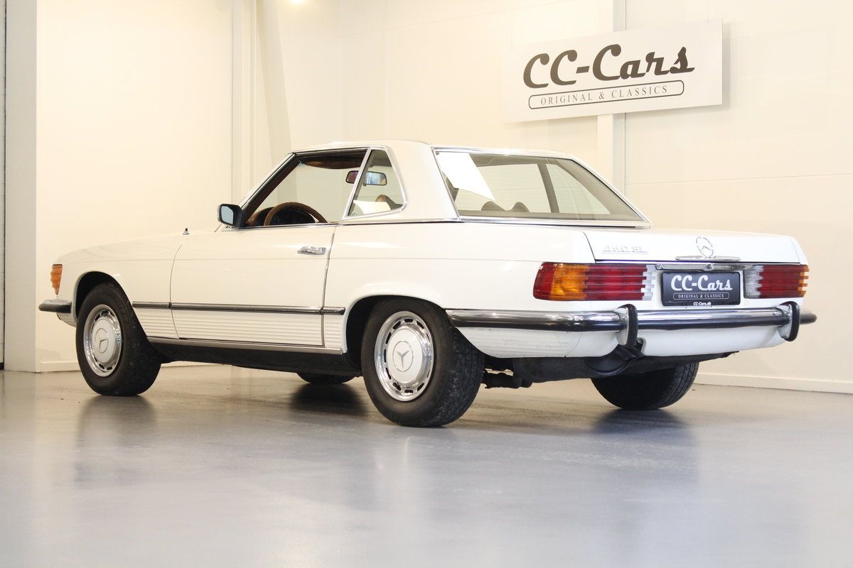1973 Mercedes 450 SL Convertible  For Sale (picture 2 of 6)