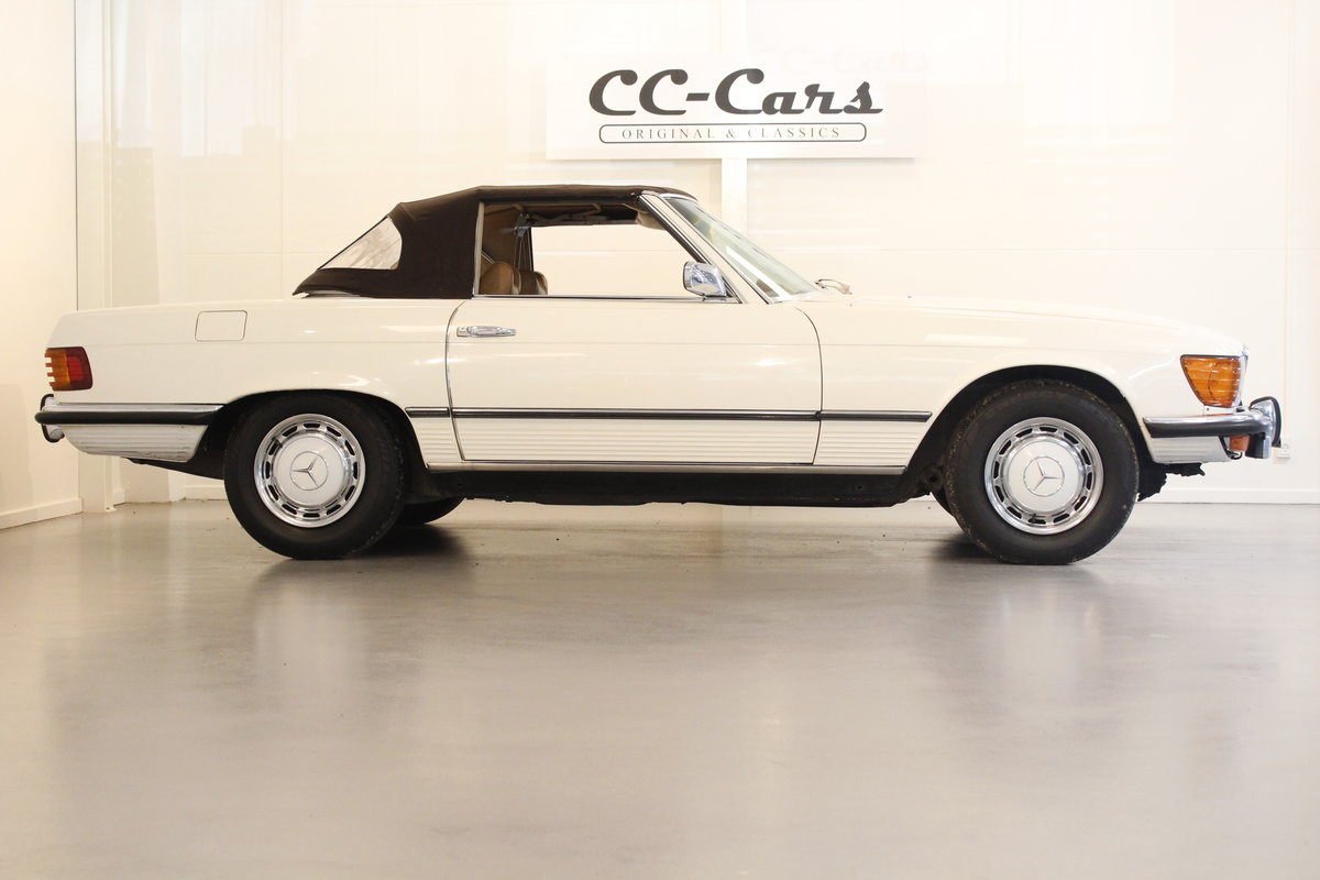 1973 Mercedes 450 SL Convertible  SOLD (picture 3 of 6)