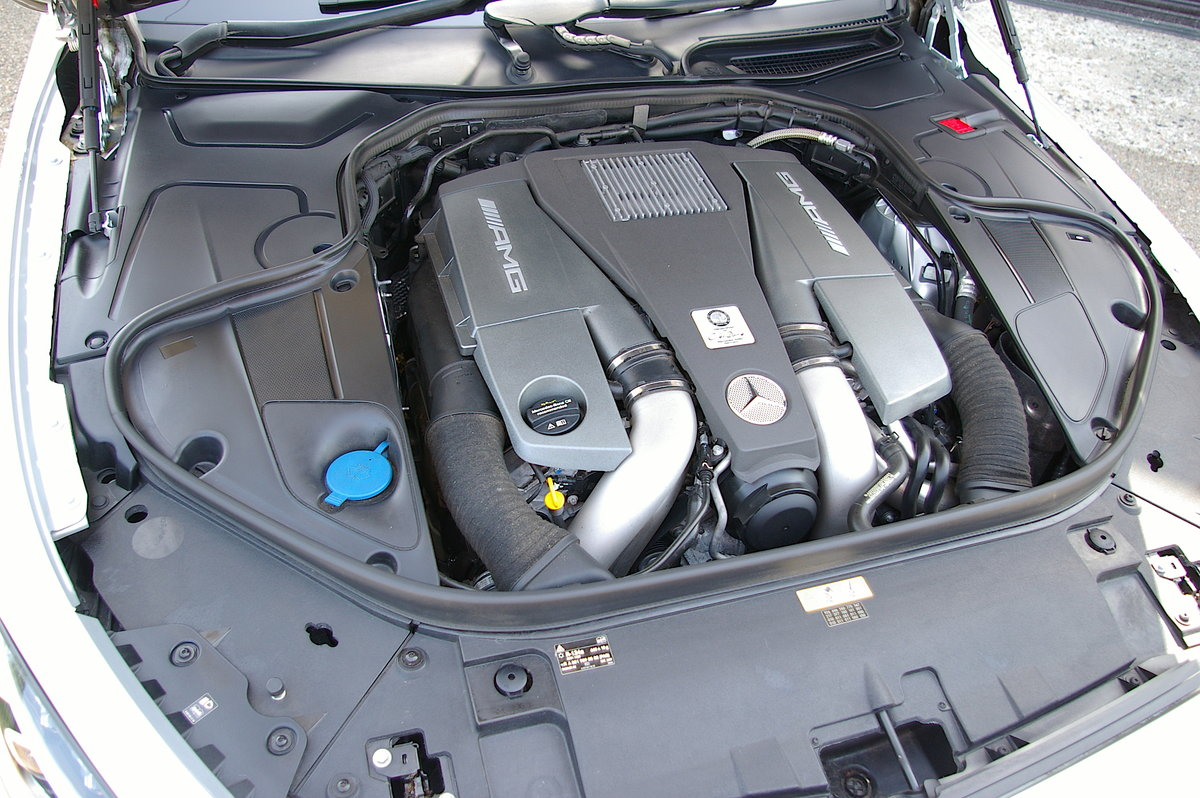 2016 Mercedes-Benz S63 AMG 5.5 V8 Coupe Auto (25,342 miles) For Sale (picture 6 of 6)