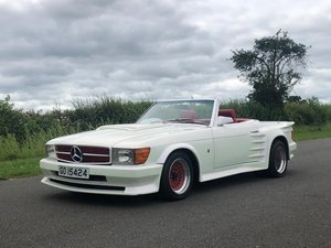 1978 Mercedes 450 SL by Koenig SOLD