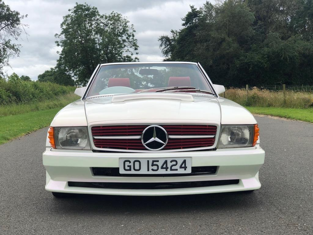 1978 Mercedes 450 SL by Koenig SOLD (picture 2 of 6)