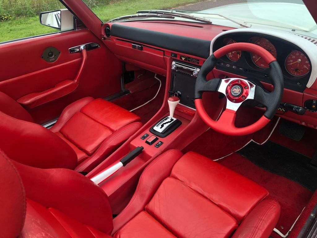 1978 Mercedes 450 SL by Koenig SOLD (picture 5 of 6)