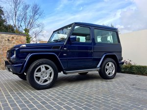 2000 1000 Mercedes-Benz G500 For Sale by Auction