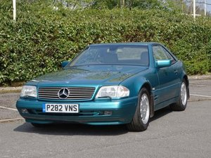 1997 Mercedes-Benz SL 320 For Sale by Auction