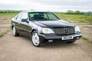 1995 Mercedes-Benz W140 S500 Coupe - 95K - 3 Owners - Lorinser SOLD