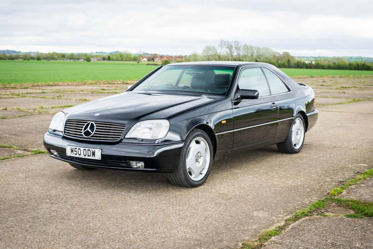 1995 Mercedes-Benz W140 S500 Coupe - 95K - 3 Owners - Lorinser SOLD (picture 2 of 6)