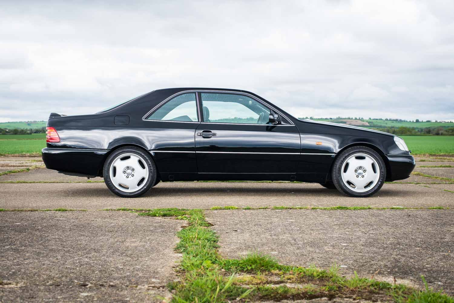1995 Mercedes-Benz W140 S500 Coupe - 95K - 3 Owners - Lorinser SOLD (picture 3 of 6)