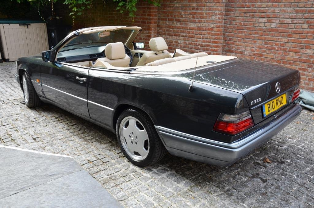 1994 E320 Sportline Convertible For Sale (picture 5 of 6)