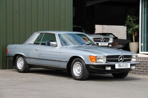 1981 Mercedes-Benz 380SLC #2118 Just 8,735 miles!