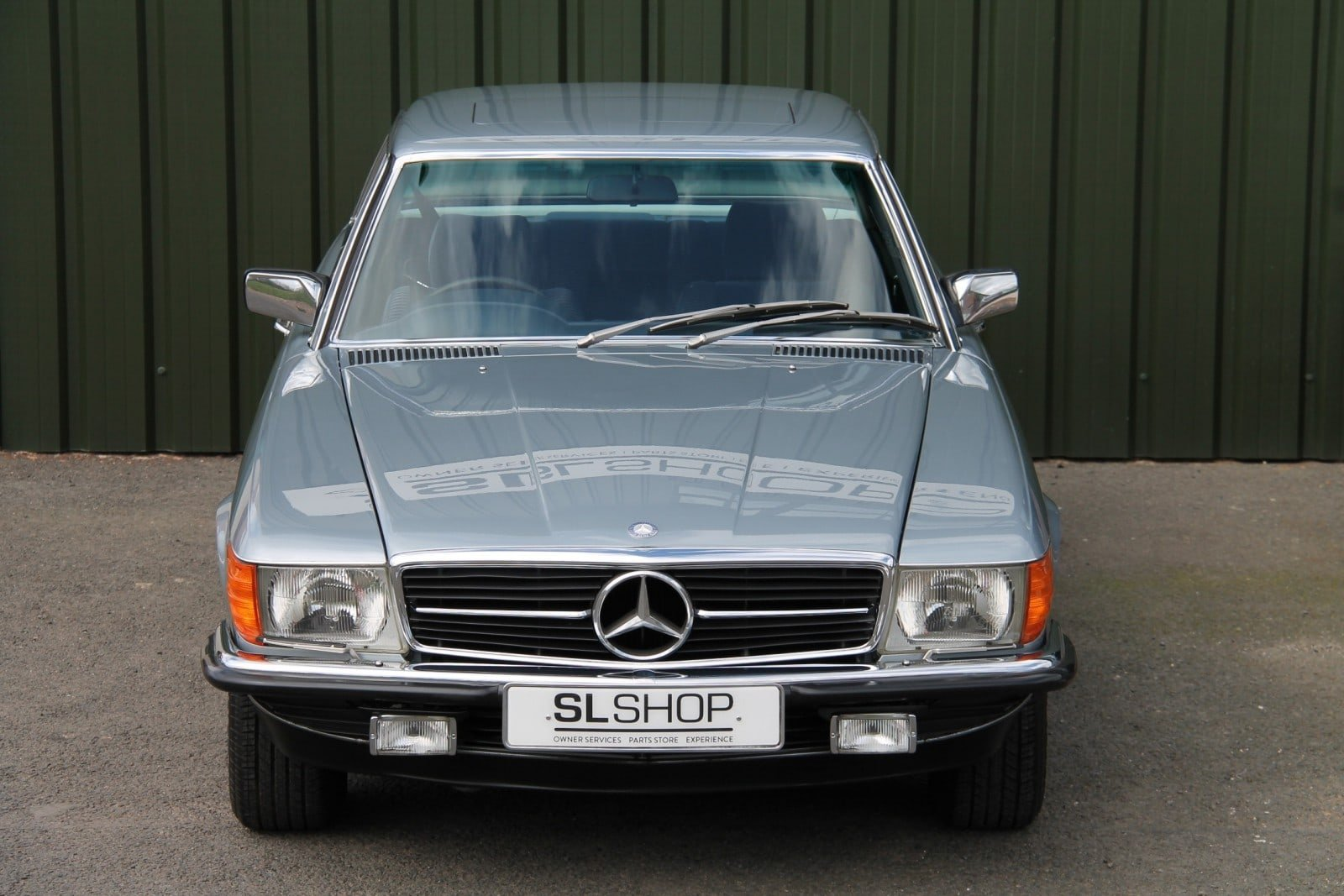 1981 Mercedes-Benz 380 SLC Stock No 2118 For Sale (picture 2 of 6)