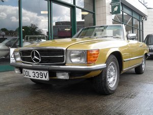 1979 Mercedes Benz 350 SL For Sale
