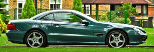 2005 Mercedes-Benz SL 350 2dr Convertible