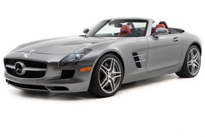 2012 Mercedes SLS AMG Roadster SLS AMG = 1.2k miles $149.5k For Sale