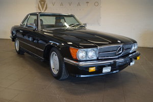 Mercedes Benz 500SL AMG PACK, 1984 For Sale by Auction