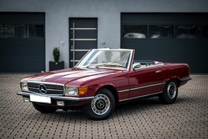 1971 Mercedes 350 SL R107 For Sale