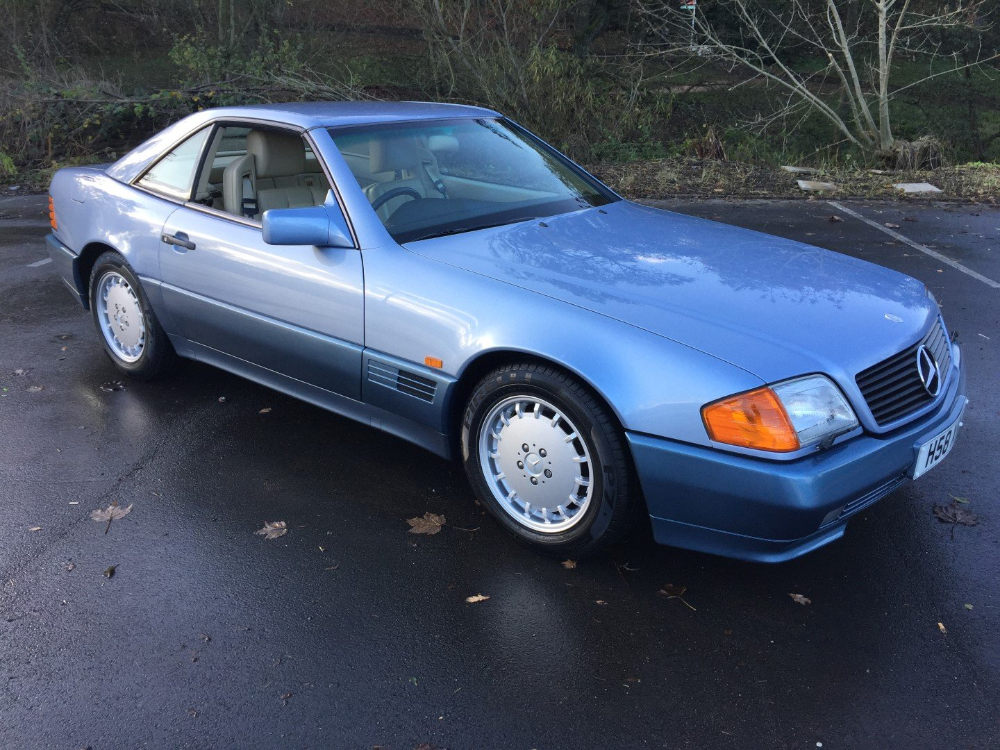 1991 Mercedes 300SL 24V  W129. For Sale (picture 1 of 6)