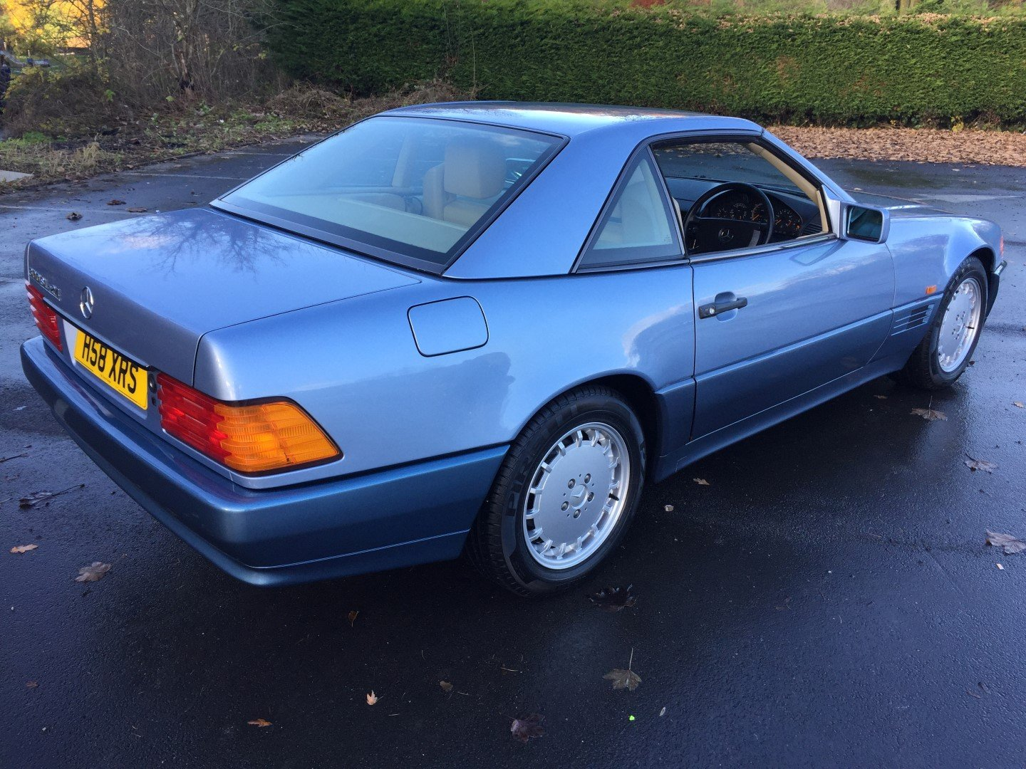 1991 Mercedes 300SL 24V  W129. For Sale (picture 2 of 6)